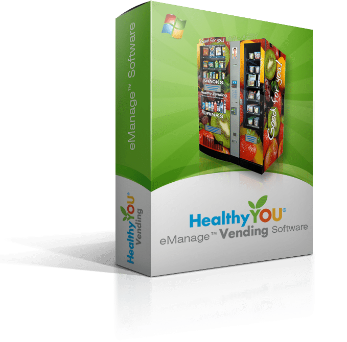 vending machine business software