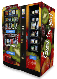 HealthyYOU vending machine