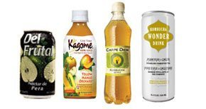 Non Carbonated Juices