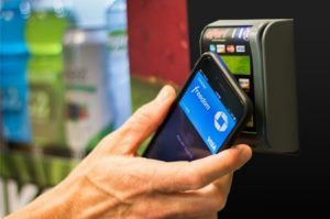 Smartphone payment technology